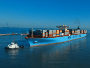 Watch: Maersk Elba Becomes Largest Vessel To Call In Israel Port