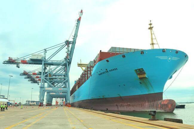 Margrethe Maersk