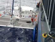 NYK PCTC Rescues Sailors Off Coast Bermuda