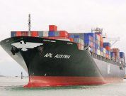 "APL Awarded ""Best Green Shipping Line"" By HAROPA"