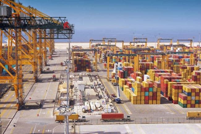 berth-of-king-abdullah-port