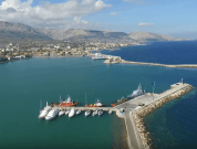 Watch: Amazing Drone Footage Of Chios Port