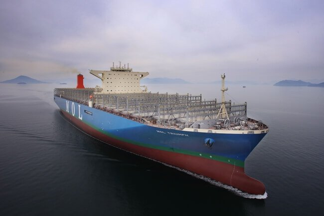 150 TEU containership