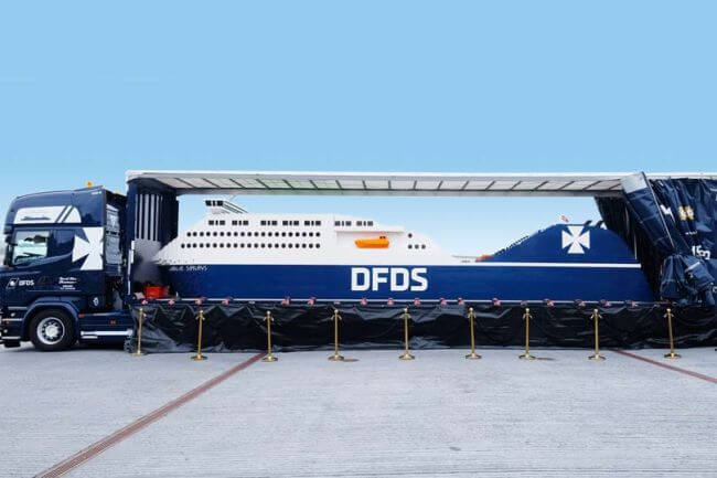 DFDS ship 2