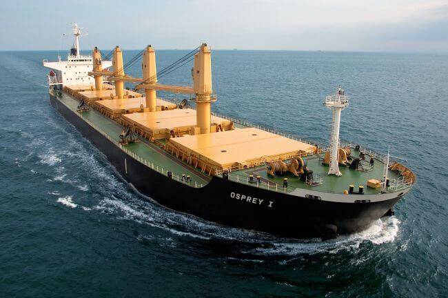 Eagle Bulk Shipping_osprey I _ dry bulk carrier