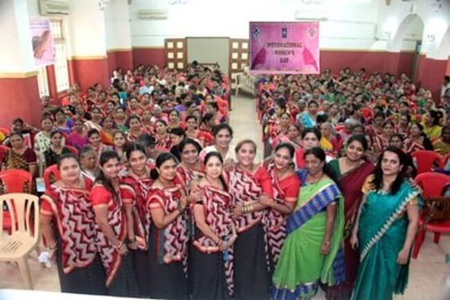 Indian Women's day NUSI_ITF