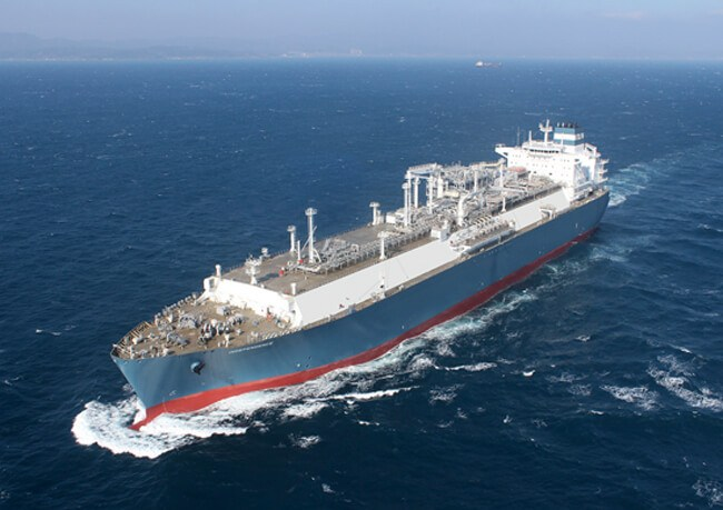 H 246 Egh Lng Takes Delivery Of Ninth Fsru Quot H 246 Egh Gannet Quot