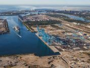 Maersk Salalah calls APM Terminals Lazaro Cardenas Mexico photo 1