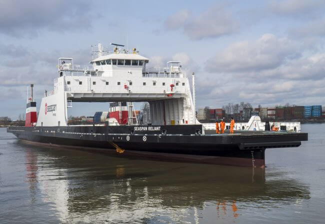 Seaspan Reliant