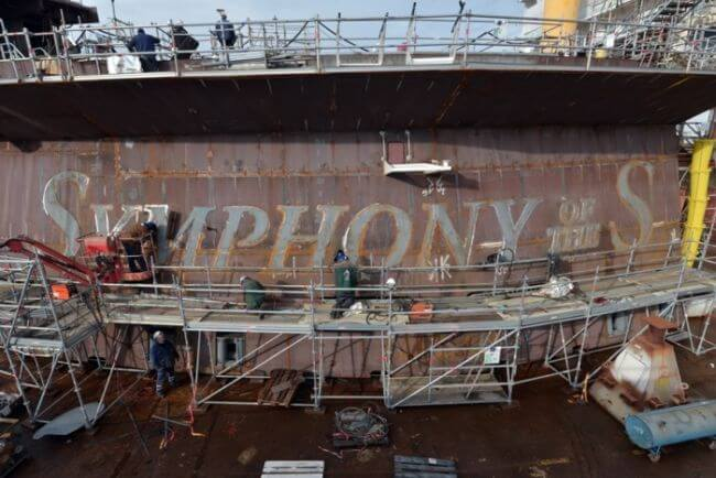 Symphony of the Seas_Underconstruction