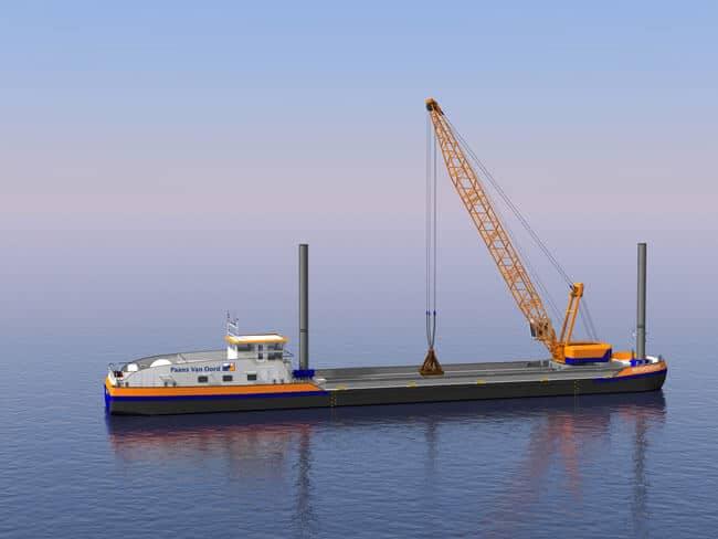 Van_Oord_LNG_crane_vessel_werkendam