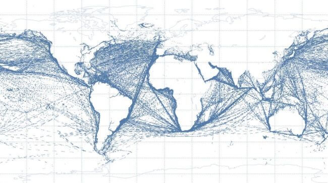 Vessel Tracking_ORBCOMM