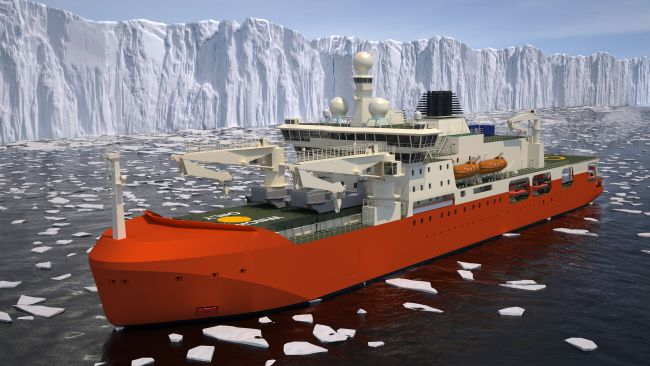 ship in ice _Norsafe