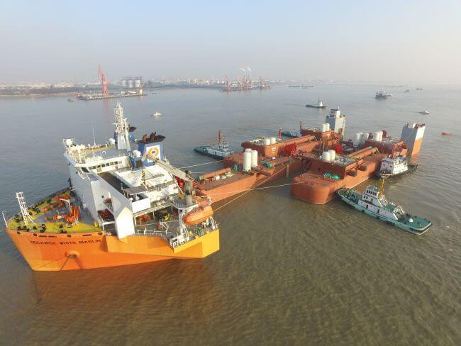 Blue Water Shipping_Heavy Lift