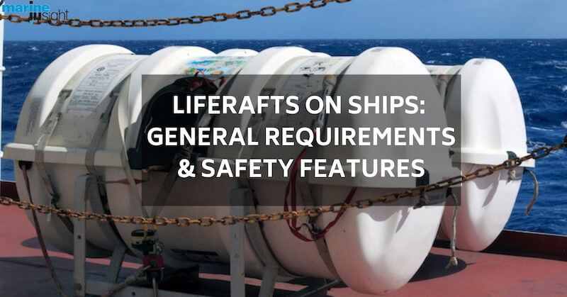 Liferafts on Ships: SOLAS Requirements, Safety Features & Launching