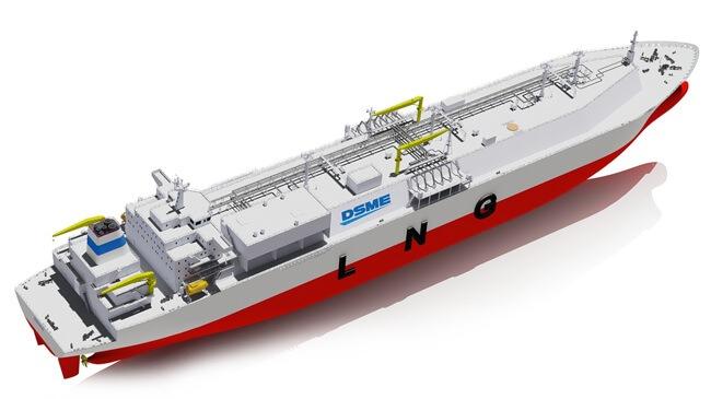 DSME-LNG-Carrier-Design