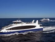 Metal Shark Delivers First Two NYC Ferries Successfully