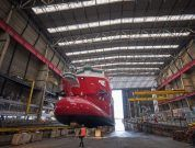 Royal IHC launches first of two Beagle 8 TSHDs for Adani_2
