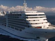 Fincantieri Presents New Ultra-Luxury Cruise 'Silver Muse' To Silversea