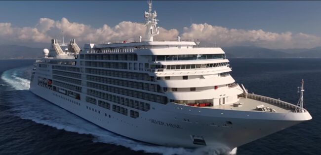 Αποτέλεσμα εικόνας για €320m ultra-luxury cruise ship ordered by Silversea Cruises