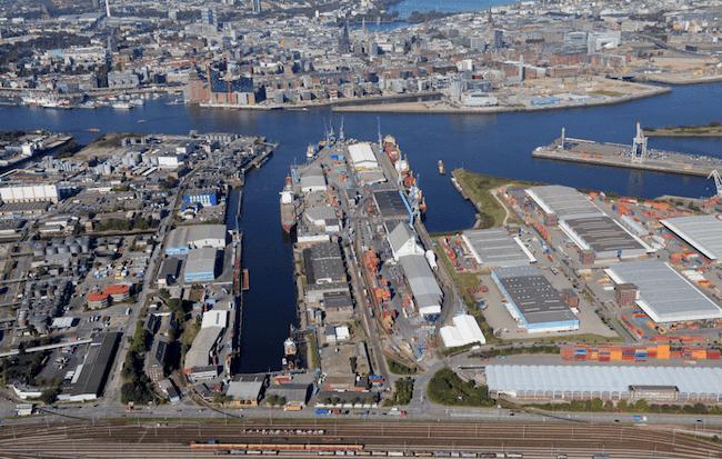 West Sud Terminal_Hamburg
