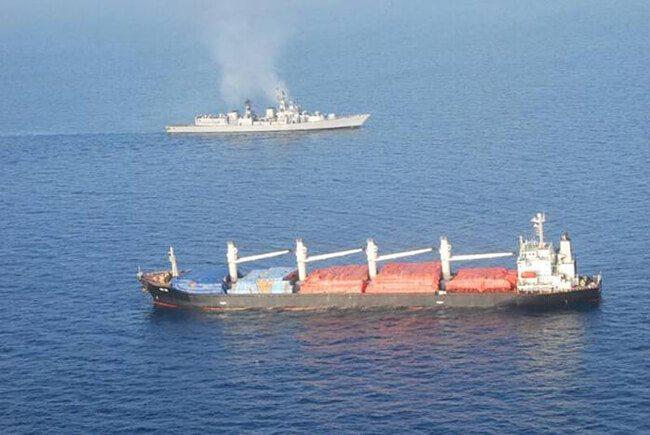 piracy navy ship