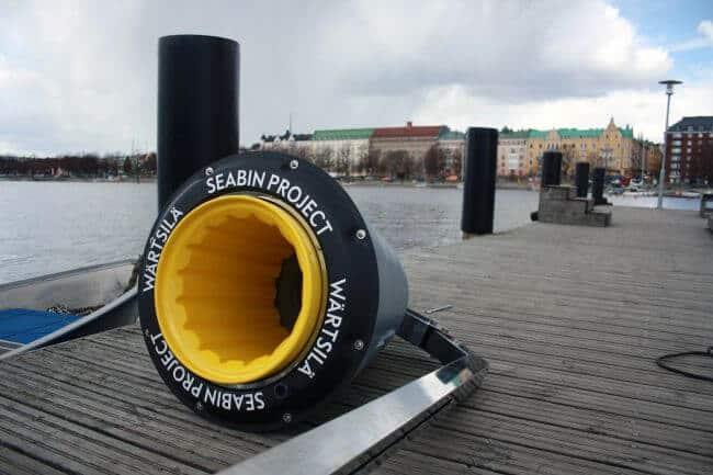 2_Seabin Helsinki ©Wärtsilä