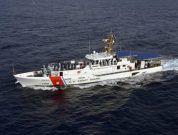 Coastguard Cutter lawrence