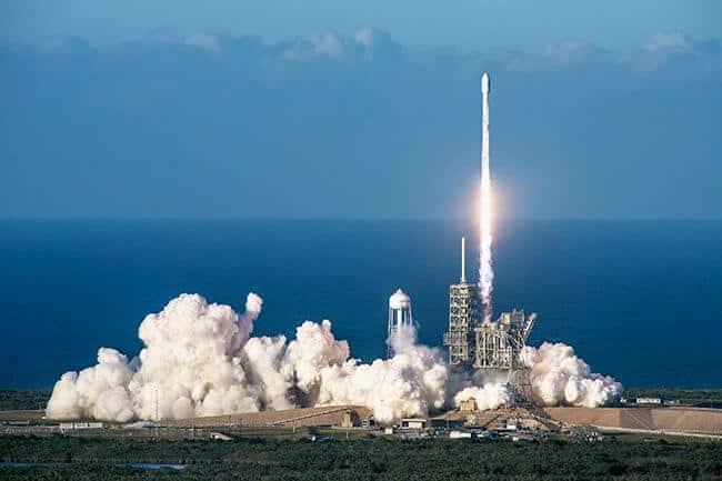 Inmarsat SpaceX