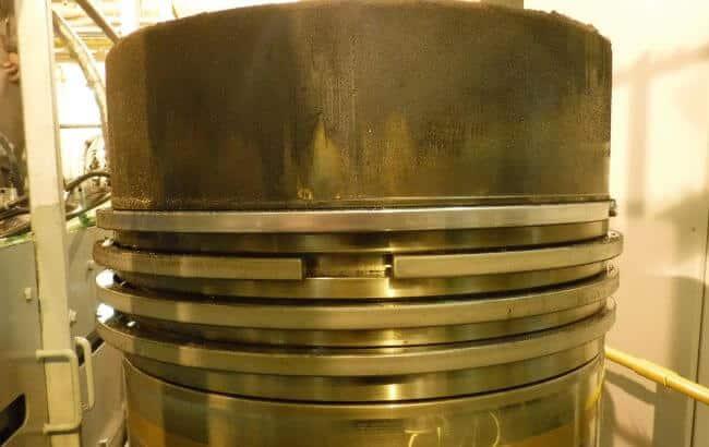 Lukoil Marine Cylinder Oil NAVIGO MCL Extra