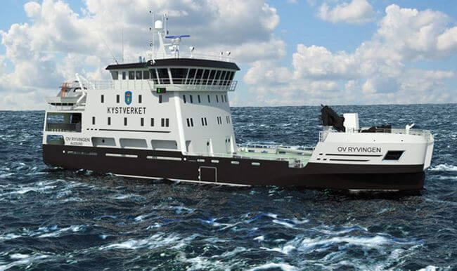 Norwegian coastal administraiton vessel_rollsroyce1