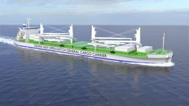 PRe DNV GL AiP for Oshima tween deck design