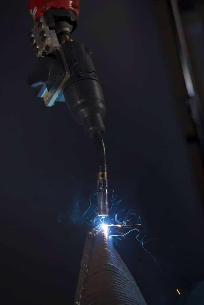RAMLAB-manufacturing certified large metal parts