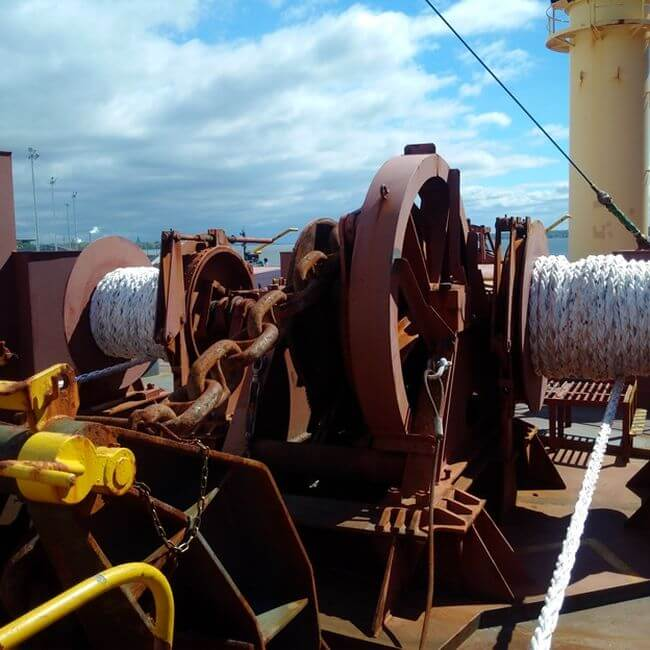 nord quebec berthing accident