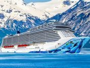 World's First Custom-Built Cruise Ship For Alaska Successfully Delivered To NCL