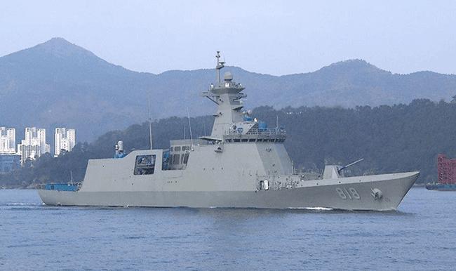 rolls-royce_Korean Daegu-class frigates