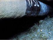 submarine pipe
