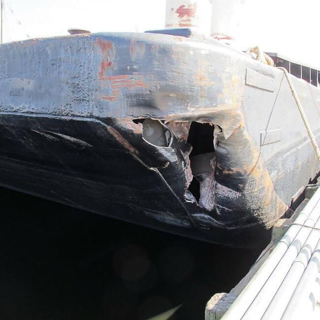 tugboat hole