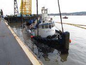 tugboat sinking