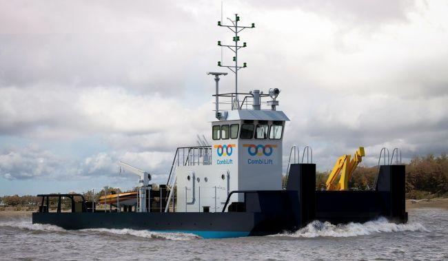 Damen_Zeya_River_shallow_water_push_boat