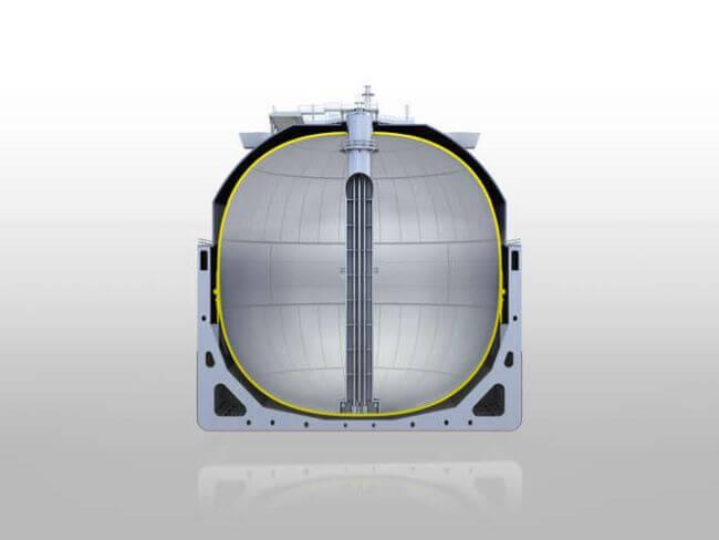 KHI's new non-spherical (MOSS) tank _2