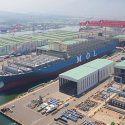 MOL 20000TEU container ship