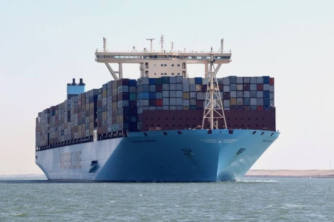 10 World S Biggest Container Ships In 2017