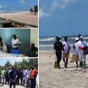 Oil spill response training in Abidjan