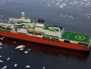 antarctic australias icebreaker