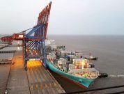 Maersk Gibraltar Becomes The Largest Vessel To Call APM Terminals Pipavav