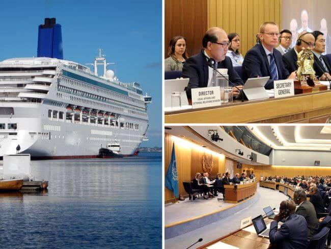 passenger ships IMO