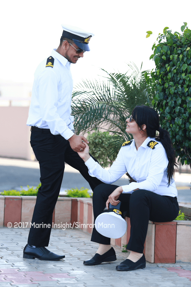 Sailor Couple
