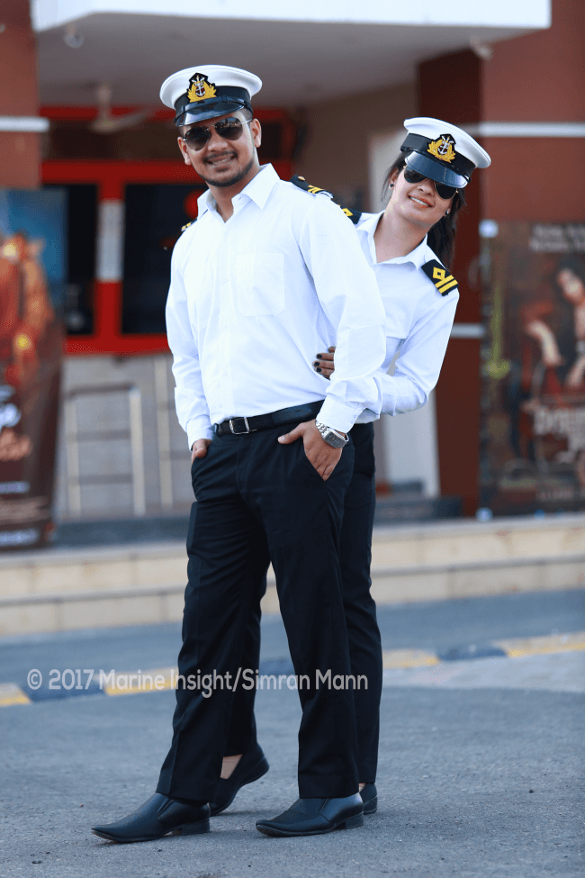 Sailor Couple