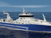 stern trawler rolls royce